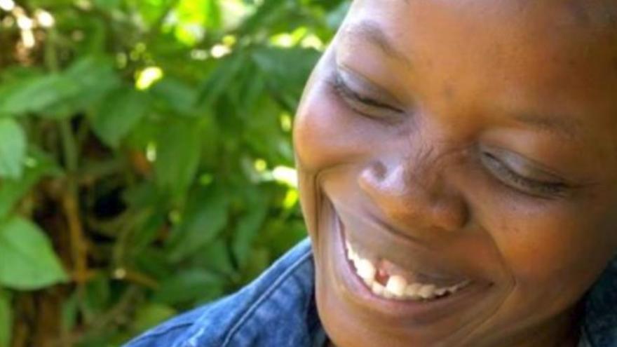 Maurine Ochieng, activista LGTB de Kenia.