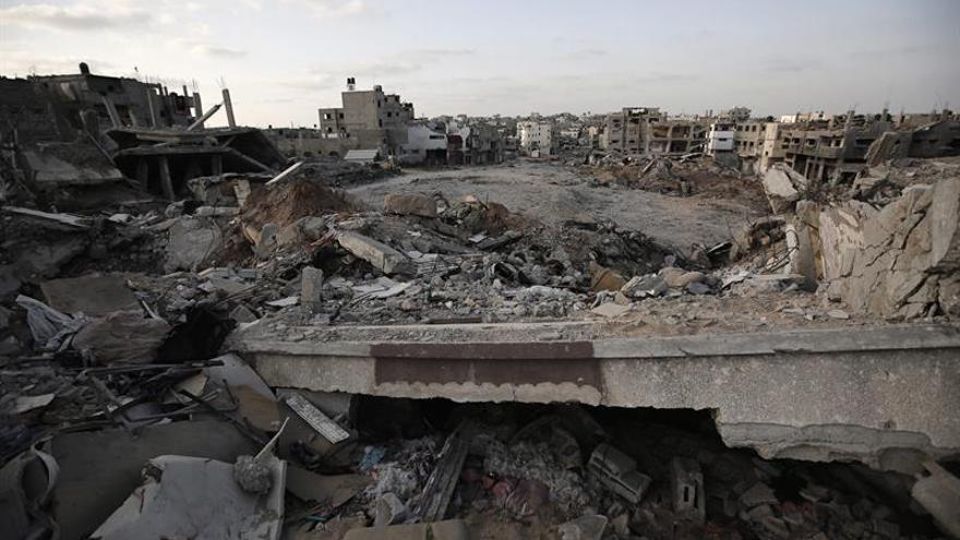 Dos años después de la guerra, Gaza sigue con sus heridas abiertas