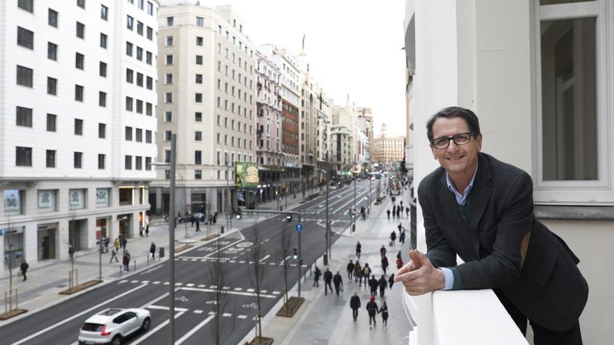 Manuel de la Rocha, precandidato del PSOE a las primarias para el Ayuntamiento de Madrid.