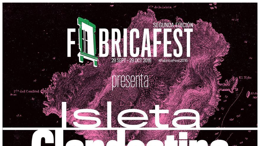 Evento 'Isleta Clandestina' de este sábado