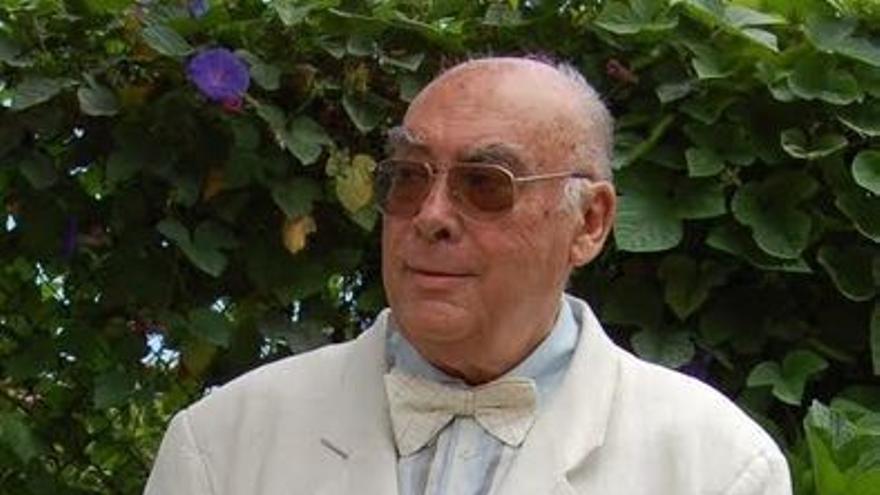 Luis Cobiella cumpliría este 23 de marzo 91 años.