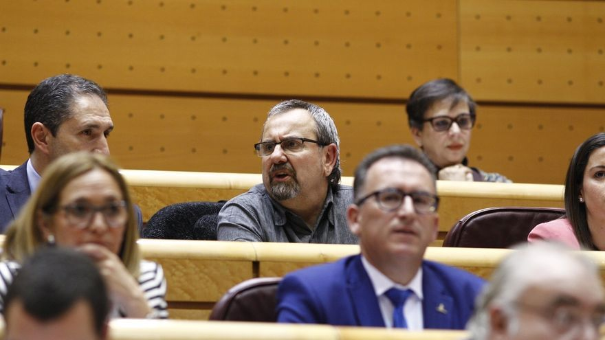 """Goioaga se despide del Senado preguntando al Gobierno por el """"sufrimiento"""" de los presos de ETA"""