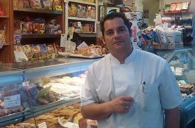 Israel González, nuevo presidente de los comerciantes de Barceló | Foto: Somos Malasaña