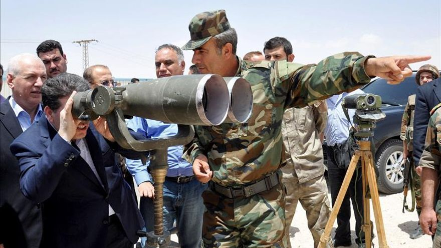 """Una """"internacional chií"""" acude en socorro de Al Asad en Siria"""