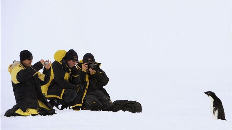 La Antártida quedará sin hielo si se queman las reservas de combustible fósil