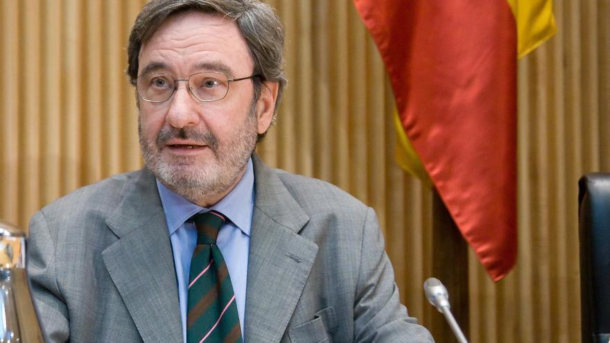 Narcís Serra, presidente de Caixa Catalunya (hoy CalalunyaCaixa) entre 2005 y 2010. / Foto:Efe