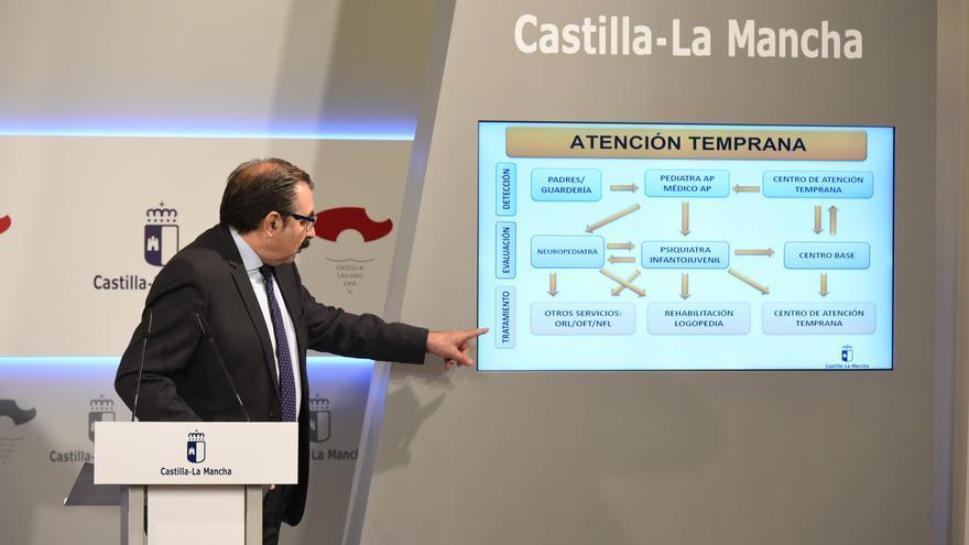 Consejero de Sanidad, Jesús Fernández,