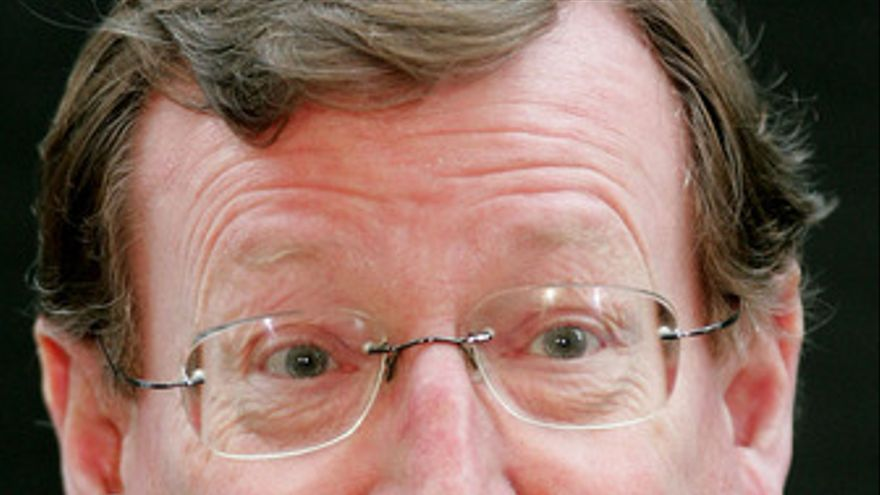 David Trimble. (EUROPA PRESS)