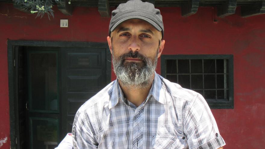 Tomás Rodríguez es un gran defensor de las potenciaalidades turísticas de La Palma. Foto: LUZ RODRÍGUEZ