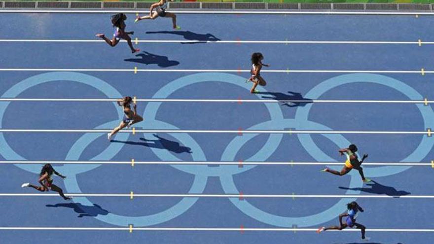 Teledeporte, rey de la sobremesa con la jornada de atletismo en los JJOO