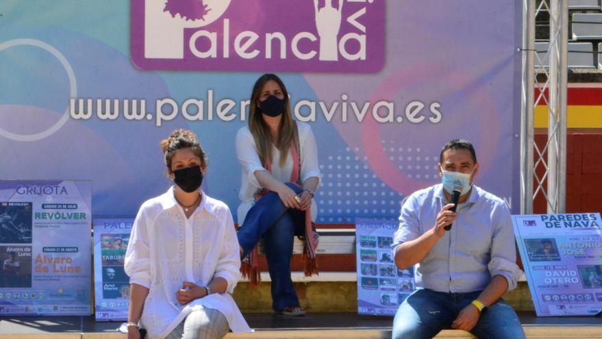 Orozco, MClan, Revolver, Taburete y Chenoa de gira por Palencia este verano