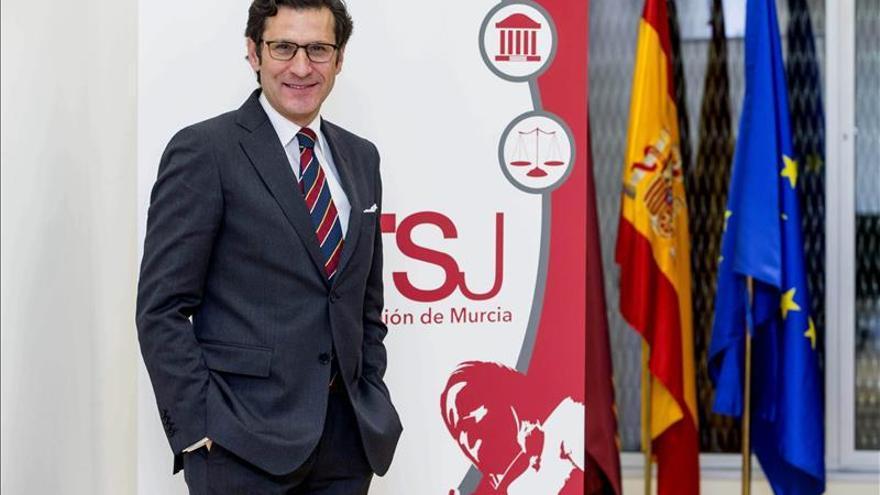 Elegido en el Tribunal Superior de Justicia de Murcia un juez que estaba a mil puestos de su competidora
