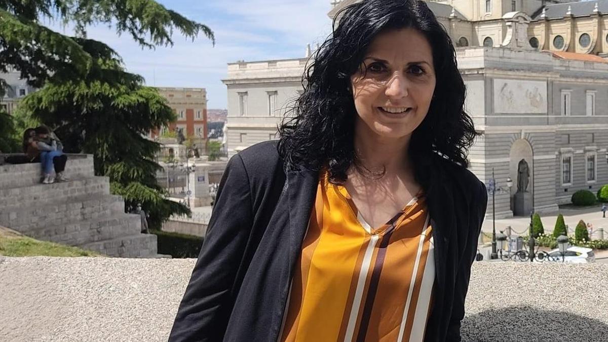Noelia Meseguer Camarillo, profesora de Educación Física