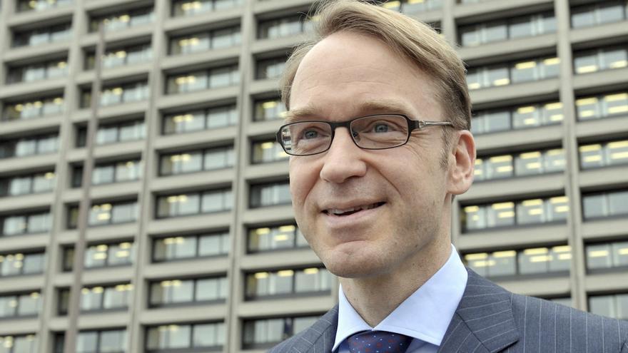 El presidente del Bundesbank ha estudiado dimitir por la compra del BCE de deuda