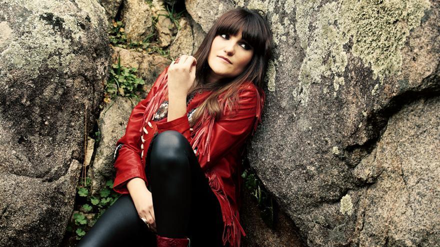 La cantante manchega Rozalén