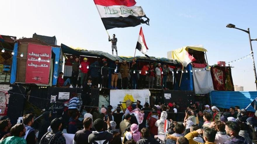 AI acusa a los gobiernos de O. Medio y Magreb de «aplastar» las protestas en 2019