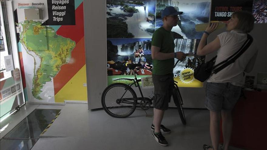 Venta de paquetes turísticos en Argentina se paraliza tras devaluación peso