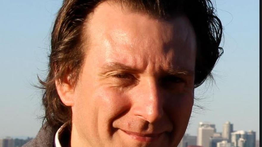 """David Pilling, autor de """"El delirio del crecimiento"""""""