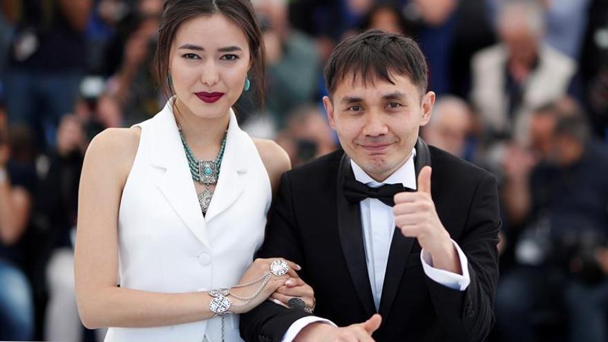 Eldiario: El kazajo Yerzhanov narra en Cannes un amor envuelto en corrupción y mafia