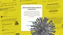 Google y Facebook se transforman para no ser cómplices de los bulos del coronavirus (y sientan un importante precedente)