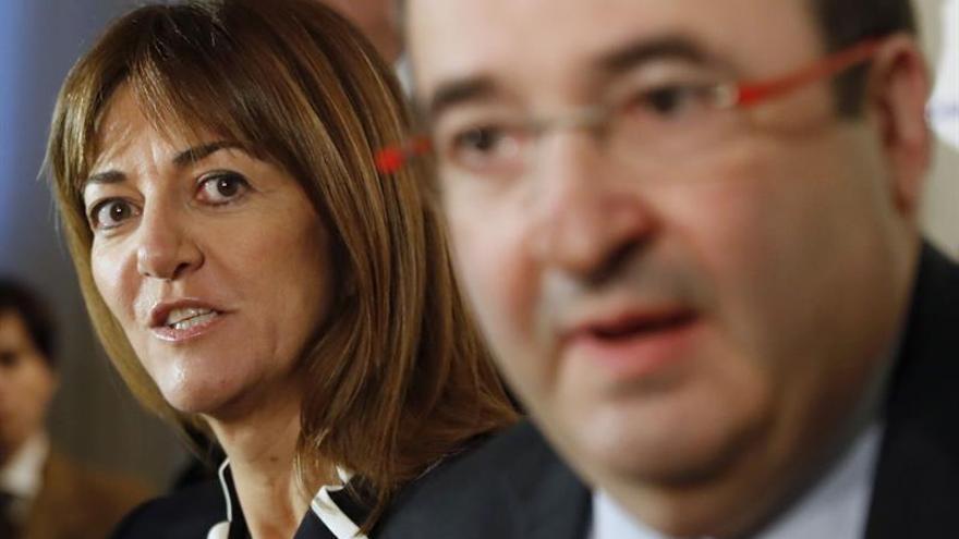 """Mendia pide """"no demorar más las decisiones"""" sobre el congreso del PSOE"""