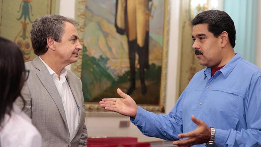 Zapatero regresa a Venezuela para intentar promover el diálogo político