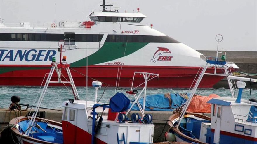 Ceuta ha subvencionado con 42.000 euros billetes del transporte con Algeciras