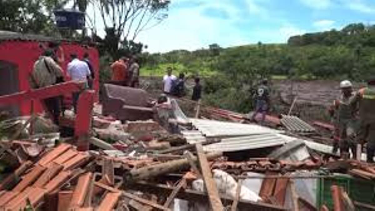"""El gobierno de Jair Bolsonaro había defendido a la empresa y había pedido """"no demonizar"""" a la minera Vale, dueña del dique de la catástrofe letal."""
