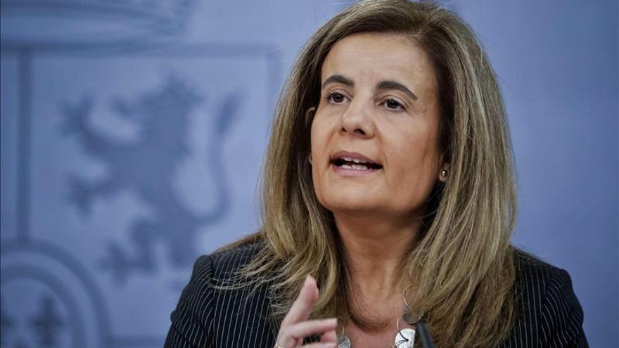 Fátima Báñez avanza favorables datos de empleo en octubre y para 2015