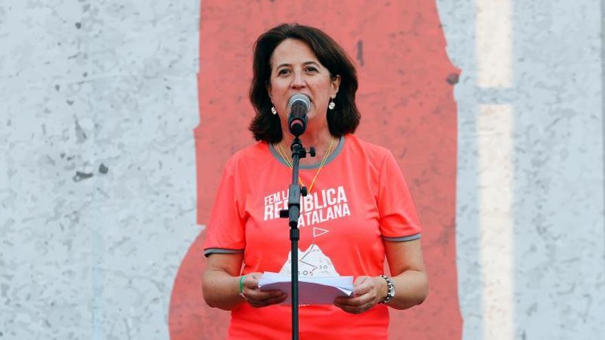 La ANC retirará su apoyo al Gobierno catalán si no hay estrategia para la República