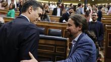 Podemos marca con la dimisión de Màxim Huerta la frontera de su relación con el Gobierno de Pedro Sánchez
