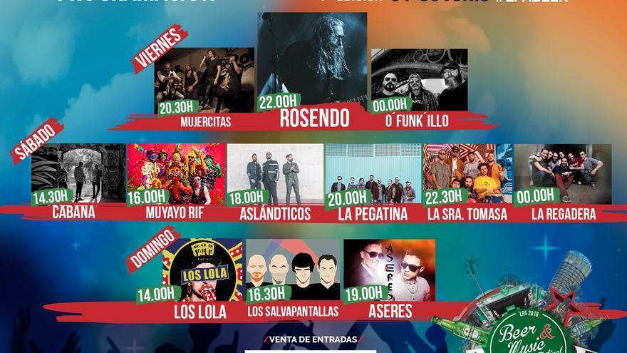 LPA Beer & Music Festival
