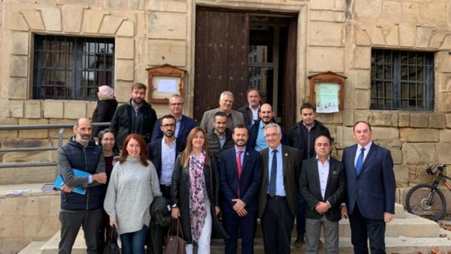 Reunión en Molina de Aragón