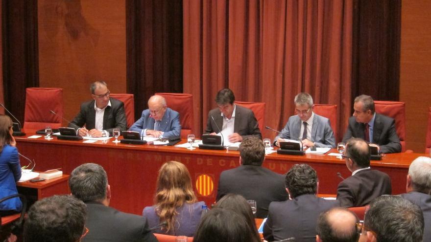 """El PSC defiende que la confesión de Pujol sea el """"núcleo"""" de la comisión sobre fraude"""