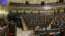 Toman posesión los nuevos diputados del PSOE que sustituyen a Narbona y Alonso