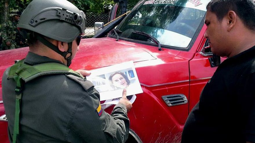 La policía colombiana no descarta que Salud Hernández esté en Venezuela