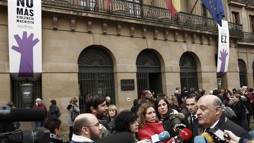Los cinco magistrados de lo Penal del TSJN resolverán los recursos de La Manada