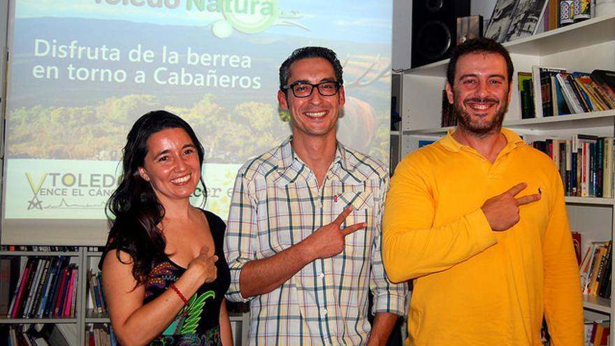 Toledo Natura y Vencer el Cáncer presentan las rutas solidarias a la berrea