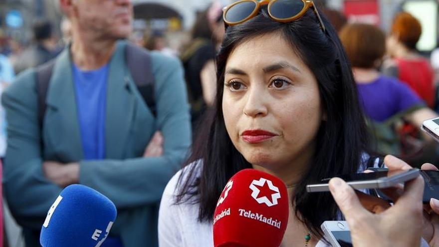 Rommy Arce declara hoy por críticas sobre intervención policial en Lavapiés