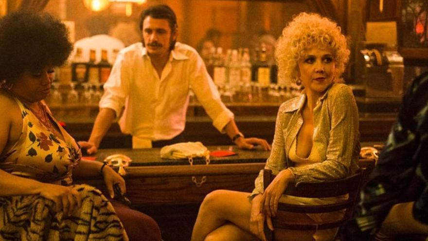 HBO renueva por una segunda temporada The Deuce, la serie de James Franco sobre la industria del porno