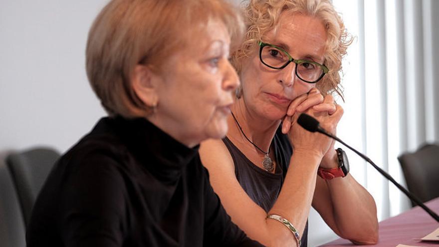 María Nebot, consejera de Igualdad del Cabildo de Gran Canaria