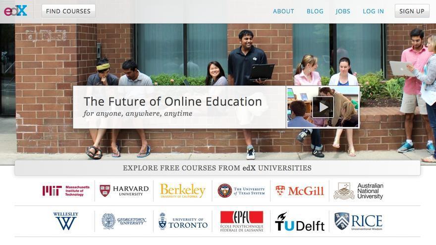 edX: educación en línea
