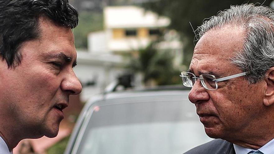 """El FMI insta a Bolsonaro a llevar a cabo una """"ambiciosa reforma fiscal"""""""