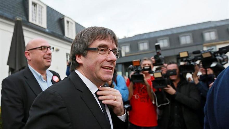 La CE responde a Puigdemont que la UE son democracias con Estado de derecho