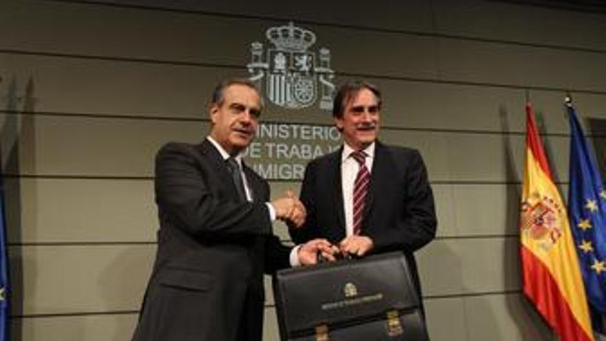 Corbacho y Valeriano Gómez