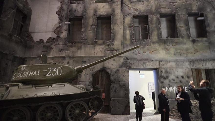 Los intelectuales polacos critican los cambios en el museo de la II Guerra Mundial de Gdansk