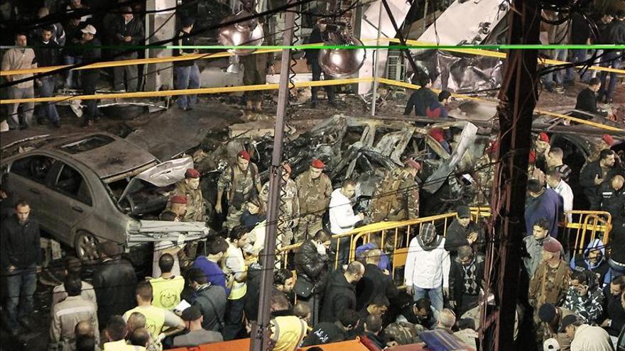 EE.UU. condena el atentado terrorista en Líbano e insta a la calma