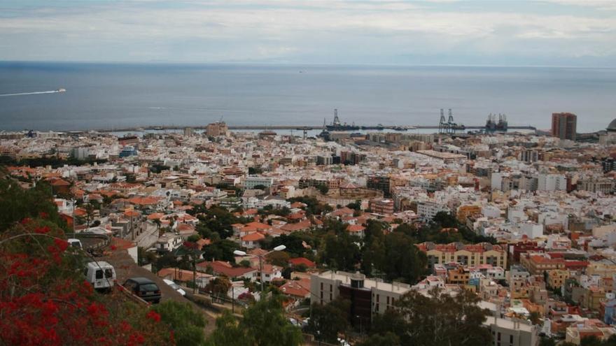 Imagen de archivo de la ciudad de Santa Cruz de Tenerife