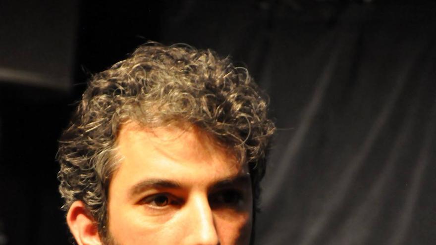 Gabriele del Grande, periodista italiano detenido en Turquía.
