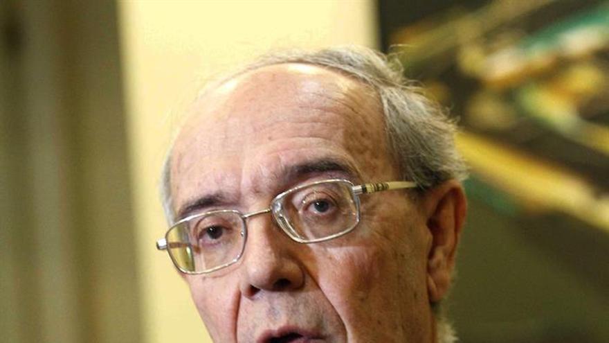 El fiscal superior de Canarias, Vicente Garrido.